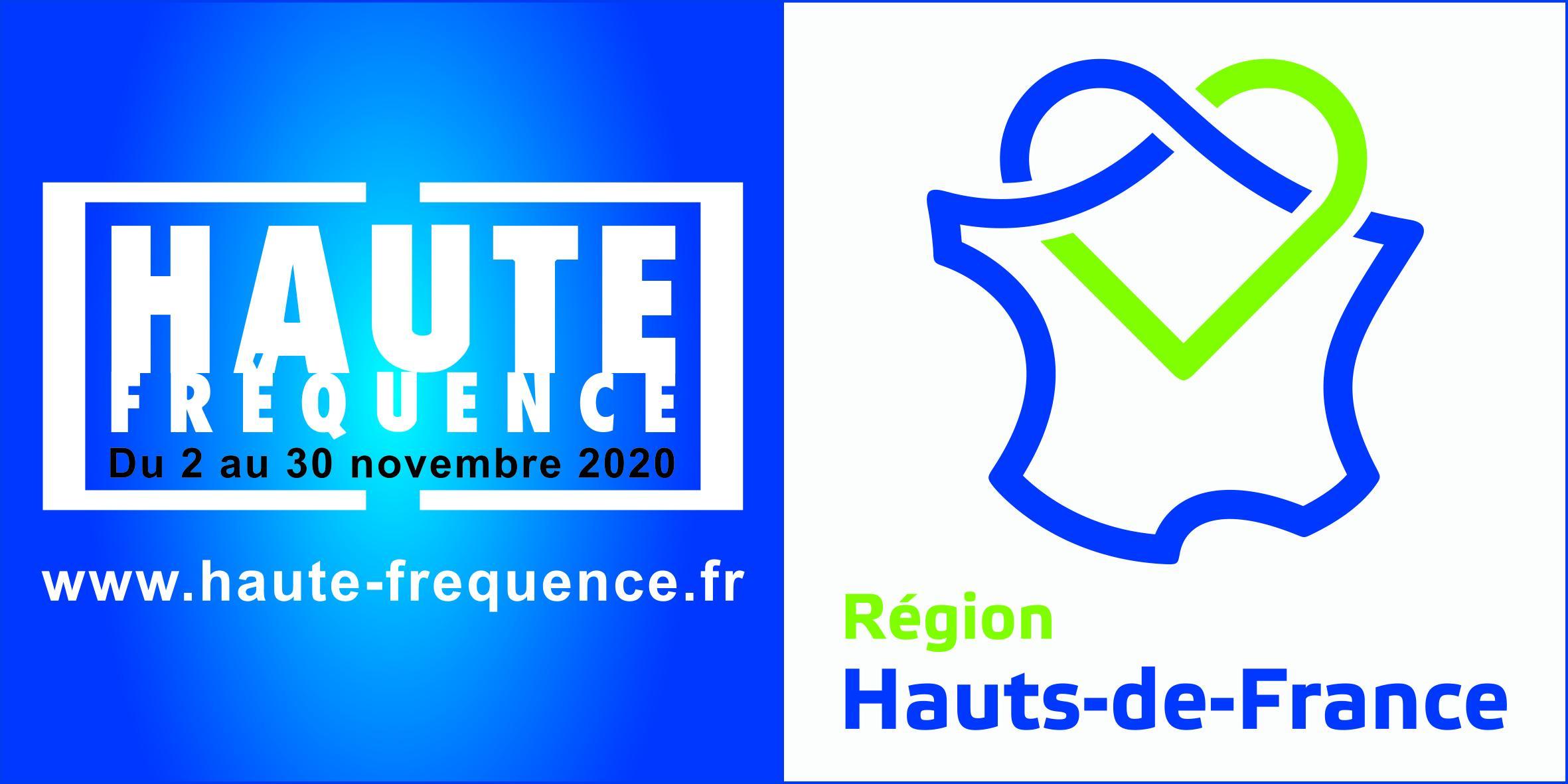 1 logo haute fréquence 2020