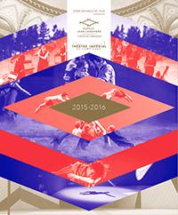 Couverture Saison 2015/2016