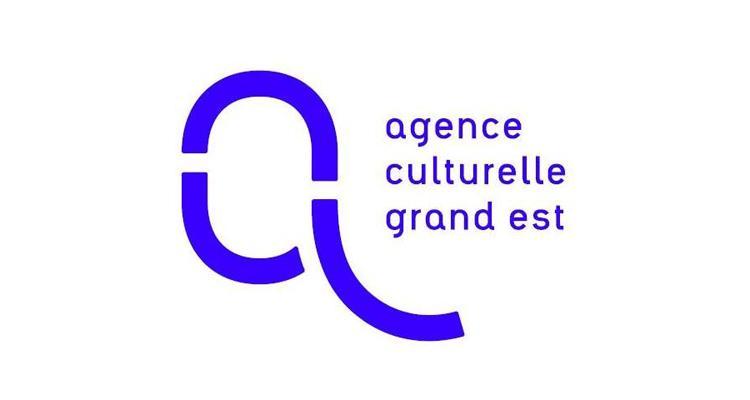 Logo agence culturelle grand est