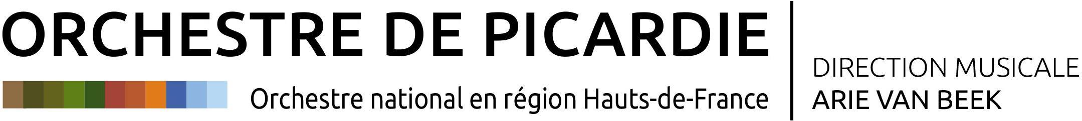 Logo Orchestre de Picardie