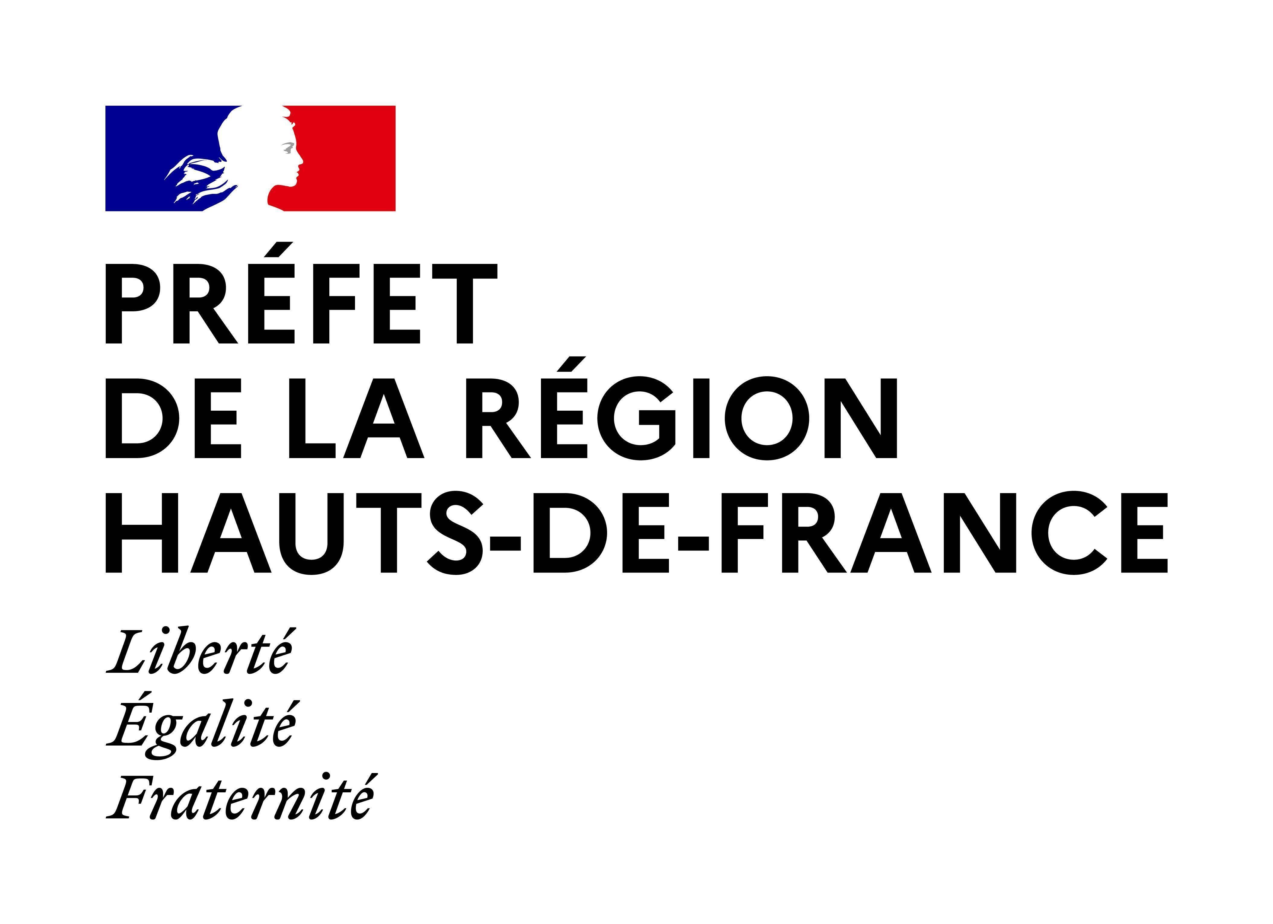 logo prefet hdf