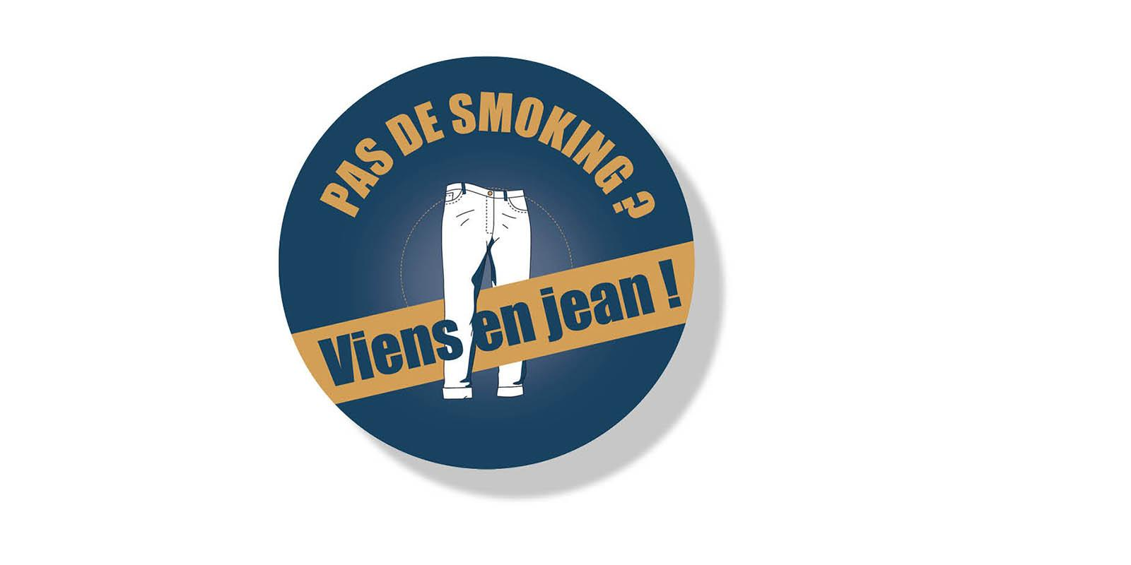 Pas de smoking